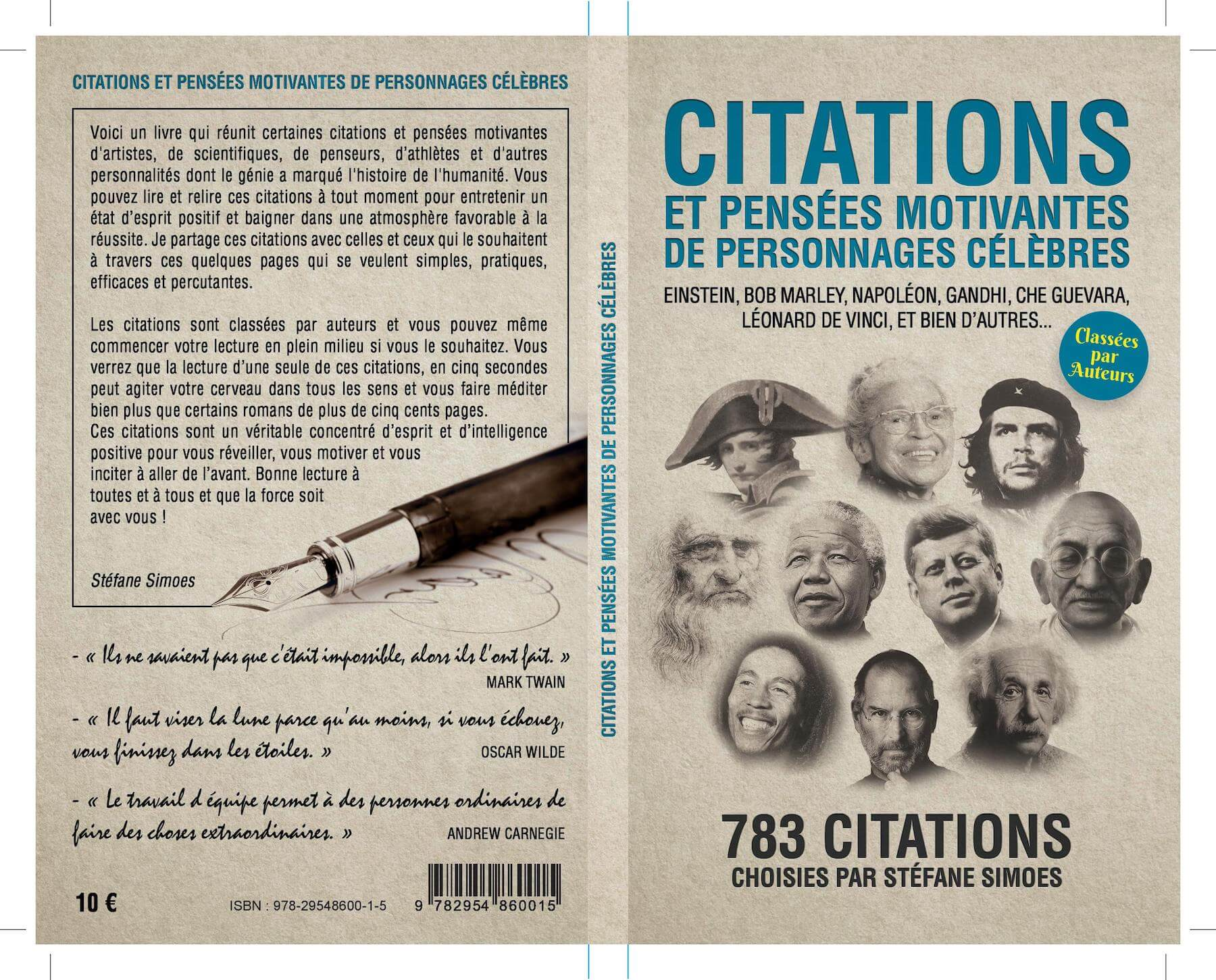 livre à lire citations motivantes